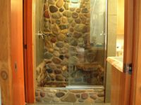 River Rock Shower